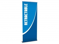 Single-Sided Retractable Banner