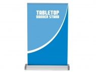 Tabletop Banner Stand